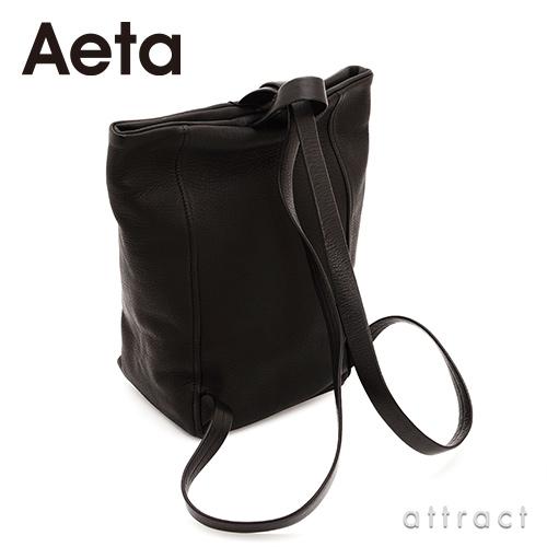 Aeta アエタ DEER LEATHER RUCKSACK レザーリュックサック DA09 Mサイズ