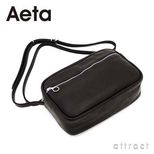 Aeta アエタ DEER LEATHER SHOULDER レザーショルダー DA41 Mサイズ