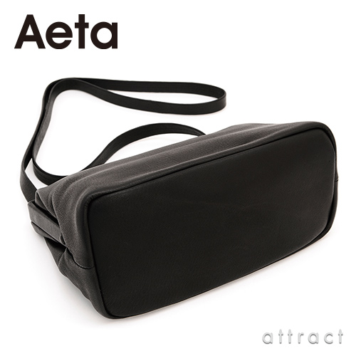 Aeta アエタ DEER LEATHER SHOULDER レザーショルダー DA46 Mサイズ