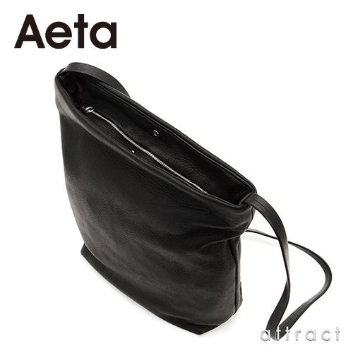 Aeta アエタ DEER LEATHER SHOULDER レザーショルダー DA51 Mサイズ