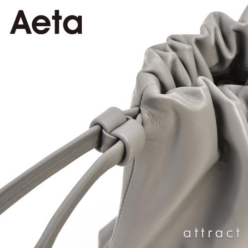 Aeta アエタ LEATHER COLLECTION レザー コレクション LE34 ポーチ Sサイズ