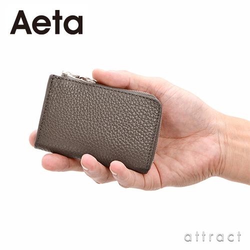 Aeta アエタ PG LEATHER COIN CASE レザーコインケース PG13
