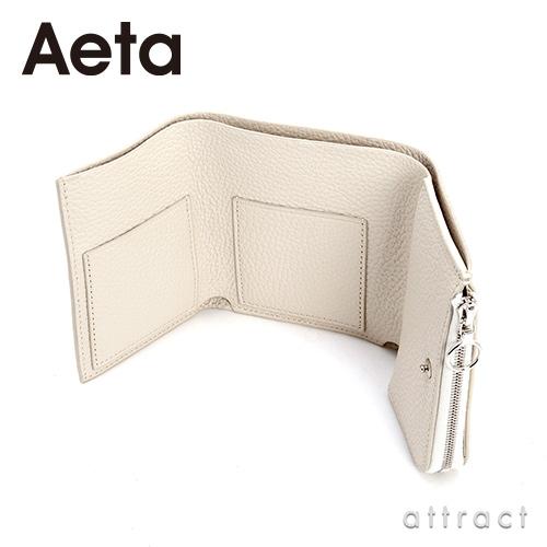 Aeta アエタ PG LEATHER WALLET レザーウォレット PG15 タイプA