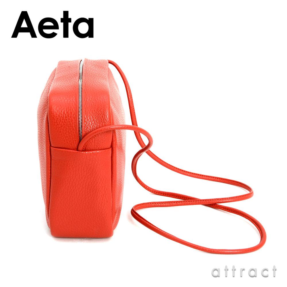 Aeta アエタ PG LEATHER SHOULDER レザーショルダー PG23 Sサイズ