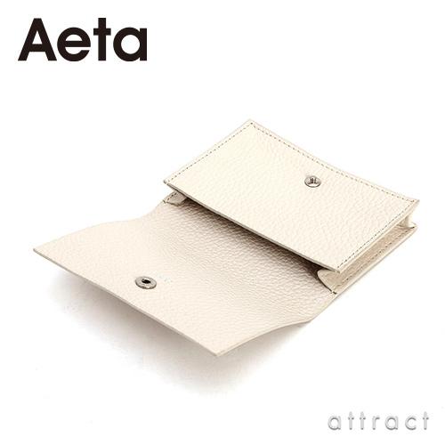 Aeta アエタ PG LEATHER CARD CASE レザーカードケース PG31