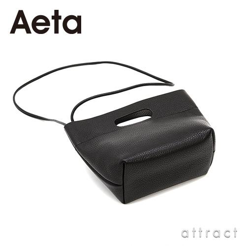 Aeta アエタ PG LEATHER SHOULDER レザーショルダー PG33 Sサイズ