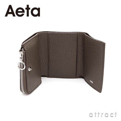 Aeta アエタ PG LEATHER WALLET レザーウォレット PG37 タイプA MINI