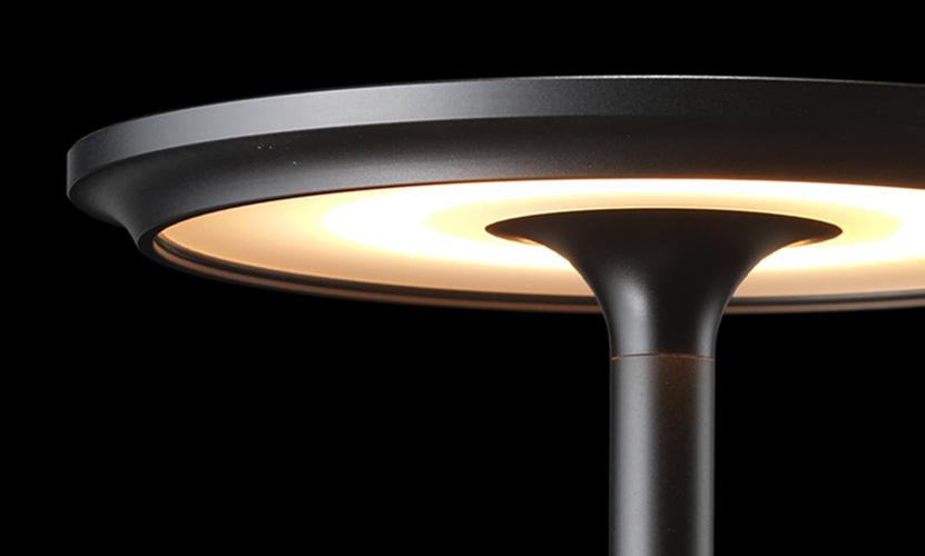 ambienTec アンビエンテック TURN ターン タスクライト カラー:3色 ランプ 充電式 TN001-01 デザイン:田村 奈穂