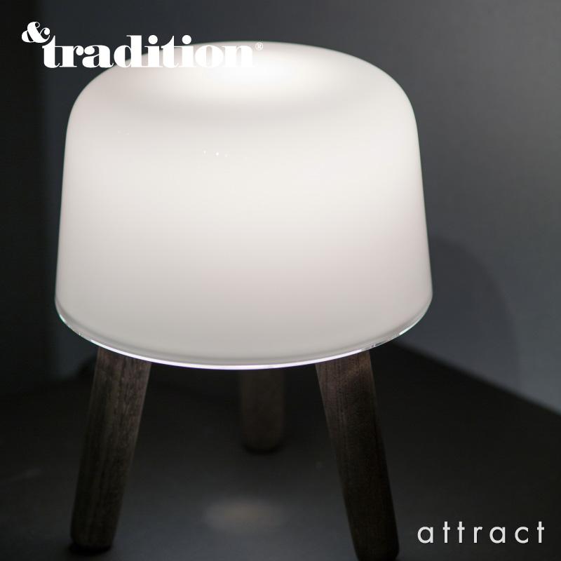 &Tradition アンドトラディション MILK TABLE LAMP NA1 ミルク テーブルランプ カラー:ナチュラル ホワイトコード デザイン:ノーム・アーキテクツ