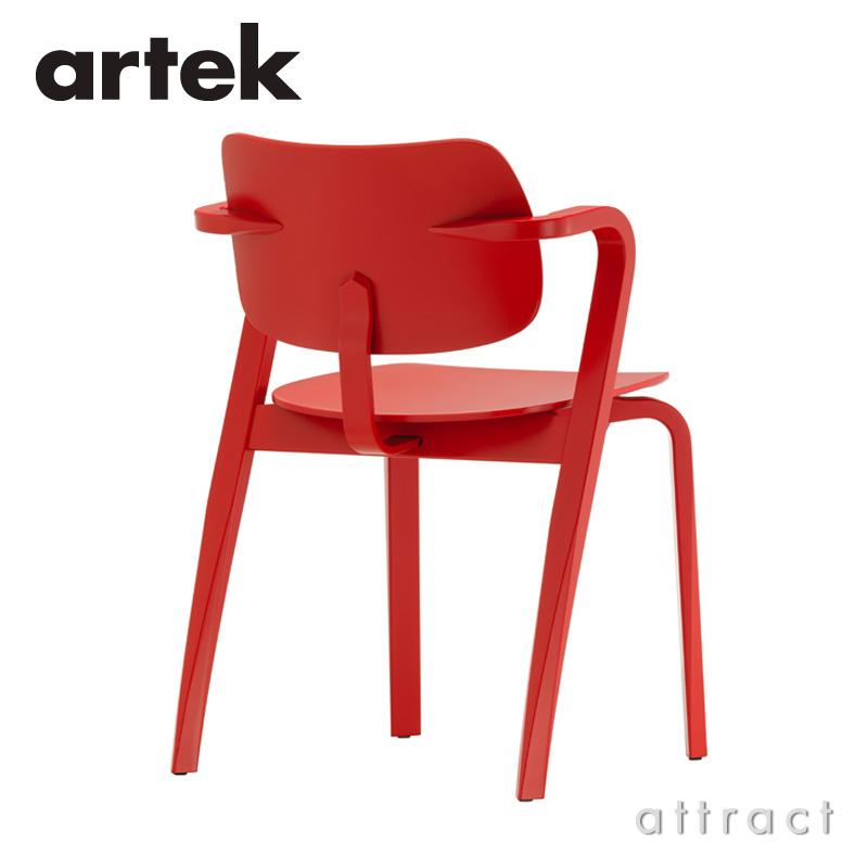 Artek アルテック Aslak Chair アスラック チェア カラー:5色 ビーチ 塗装仕上げ デザイン:イルマリ・タピオヴァーラ