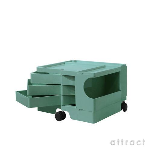 B-LINE ビーライン Boby Wagon ボビーワゴン 1段3トレイ カラー:6色 デザイン:ジョエ・コロンボ