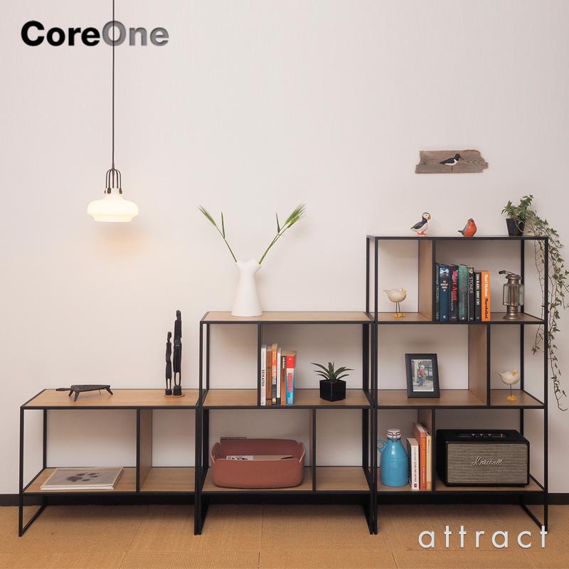 Core One コアワン DICE ダイス スチールキャビネット 4サイズ デザイン:セイズ・フー