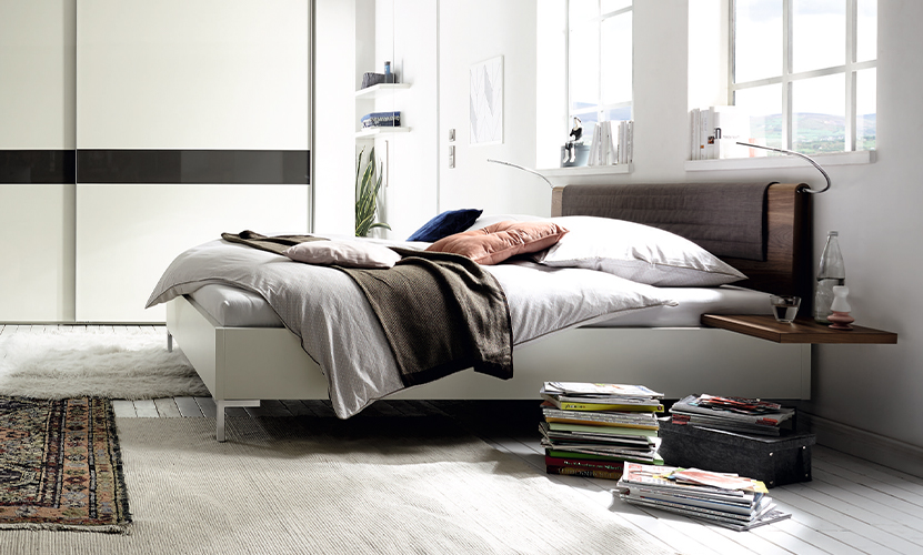 hulsta ヒュルスタ Sleeping System スリーピングシステム ベッド キング 180cm