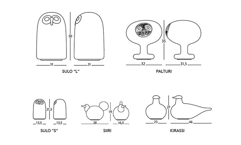 MAGIS マジス Linnut リンナット 充電式 ポータブル LEDランプ デザイン:オイバ・トイッカ