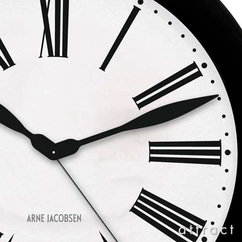 ROSENDAHL ローゼンダール Arne Jacobsen アルネ・ヤコブセン テーブルクロック 全5種類