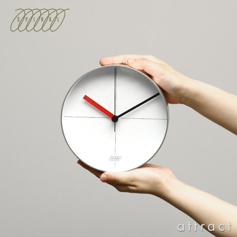 SPIRAL スパイラル 小倉俣 ウォールクロック Wall Clock #2082 タイプ:8種類 Φ170mm デザイン:倉俣 史朗