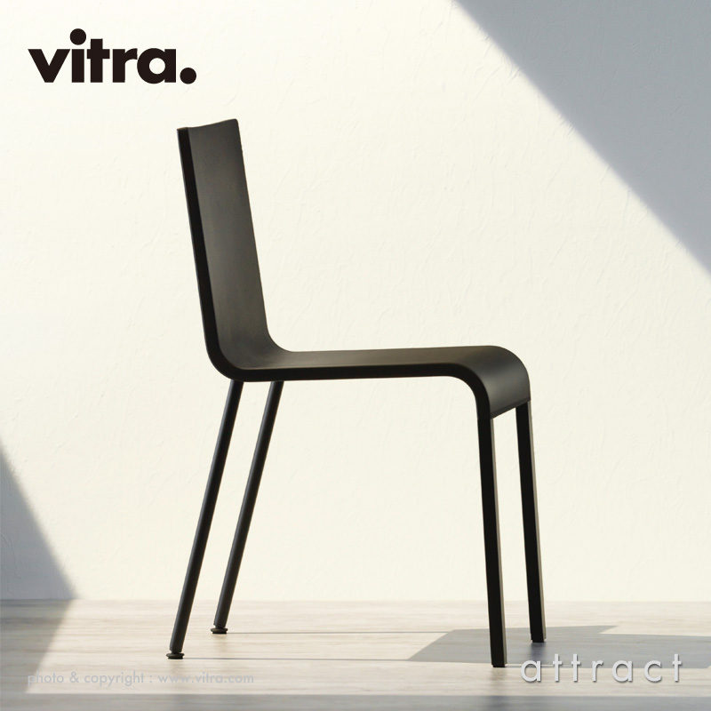 Vitra ヴィトラ .03 ゼロスリー シートカラー:7色 ベースカラー:クローム仕上げ スタッキング対応 デザイン:マールテン・ヴァン・セーヴェレン