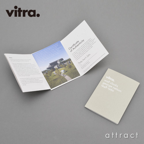 Vitra ヴィトラ Desk Clocks デスククロック Cone Base Clock コーンベースクロック テーブルクロック 置き時計 カラー:ホワイト ムーブメント:ドイツ製クオーツ デザイン:ジョージ・ネルソン