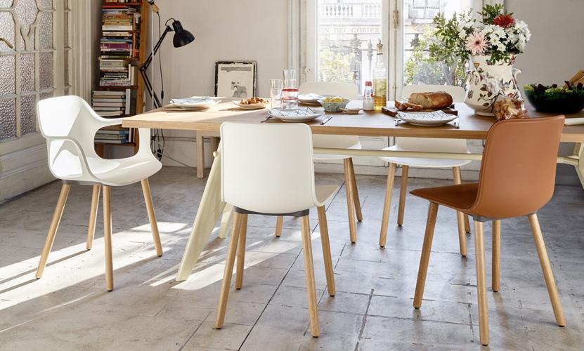 vitra em table 180cm. Black Bedroom Furniture Sets. Home Design Ideas