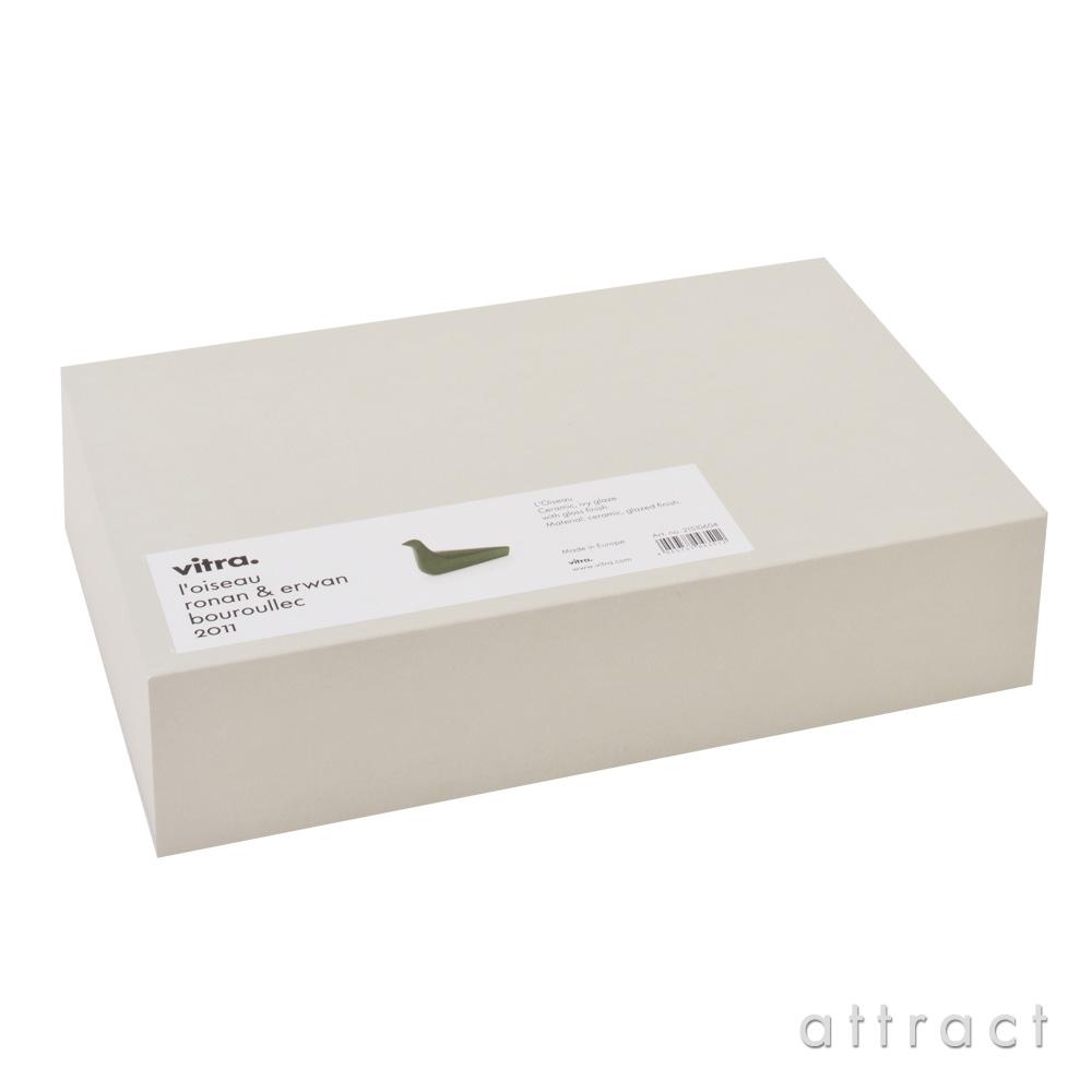 Vitra ヴィトラ L'Oiseau ceramic ロワゾー セラミック オブジェ 置物 カラー:4色 デザイン:ロナン&エルワン・ブルレック