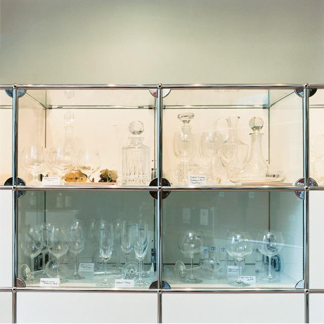 透け感の妙。ガラスパネルの大いなる誘惑