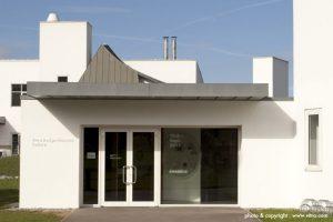 Vitra Design Museum Gallery & Gate House(ミュージアム・ギャラリーとゲートハウス)