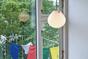 Moser(モザー)柔らかな光を灯す、しずくのような照明