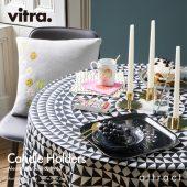 Vitra ヴィトラ Candle Holders キャンドルホルダー カラー:ゴールド(真鍮) 全4種類 デザイン:アレキサンダー・ジラード
