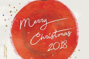Merry Christmas 2018(メリークリスマス)