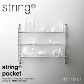string pocket ストリング ポケット ガラス 70周年リミテッドエディション シリアルナンバー付き デザイン:マッツ・テセリウス