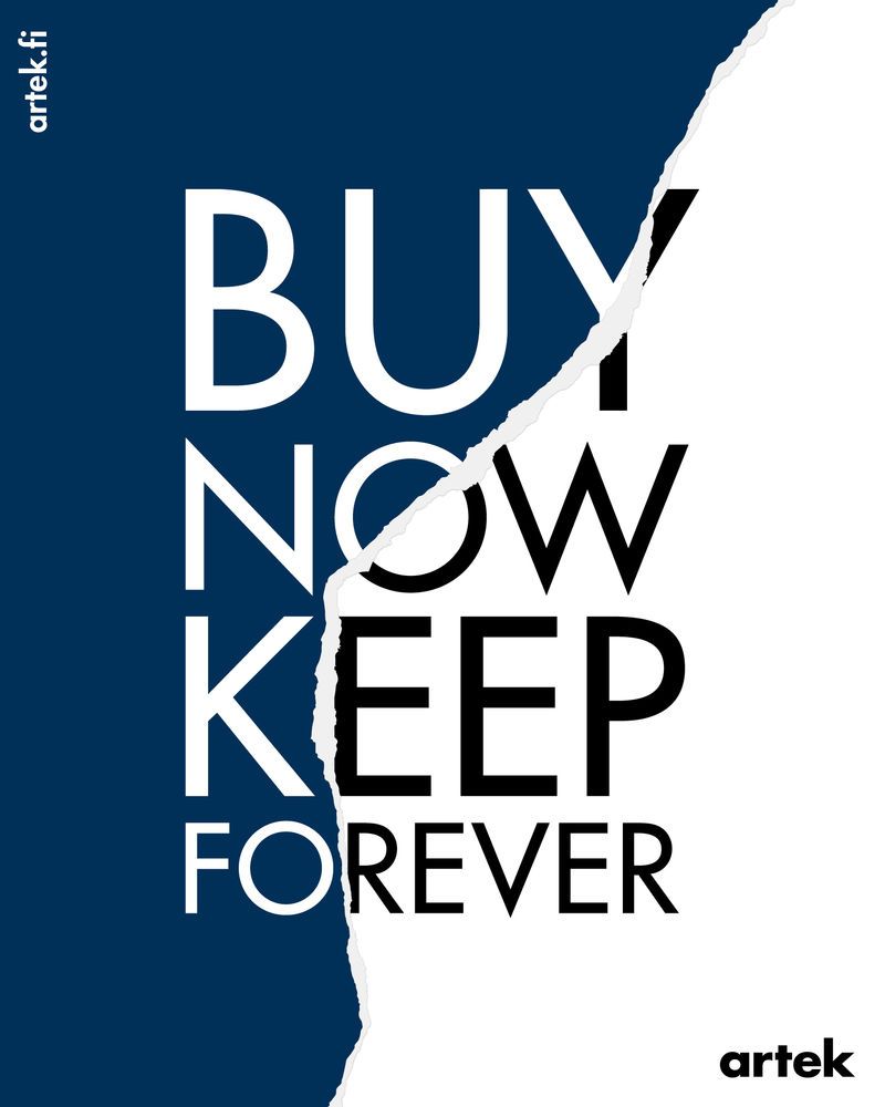 Buy Now , Keep Forever