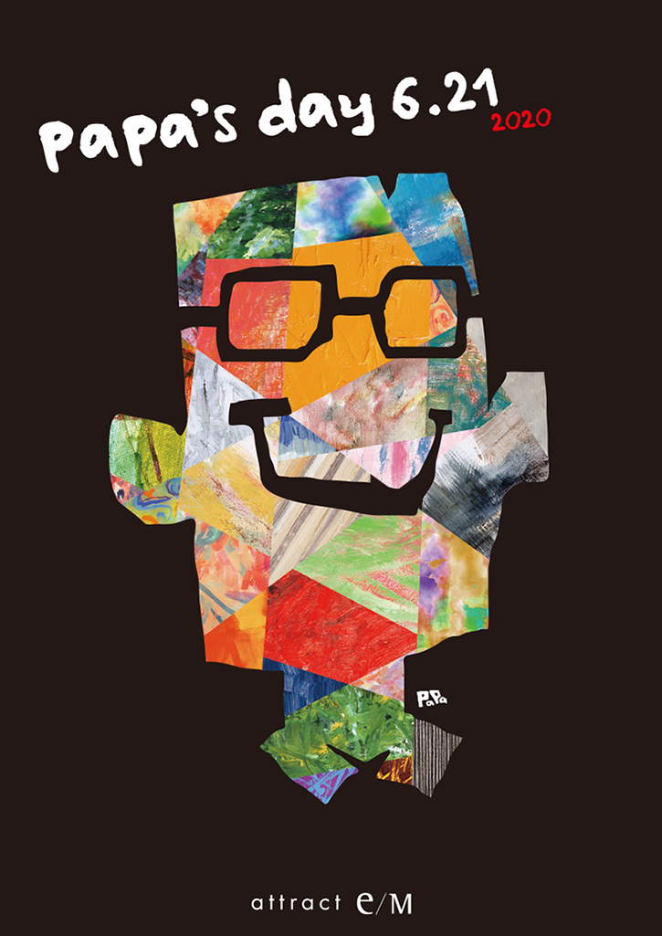 PAPA'S DAY 2020 06.21 SUN