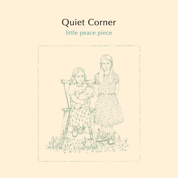 Quiet Corner - little peace piece