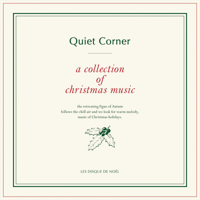 Various / Quiet Corner – a collection of christmas music