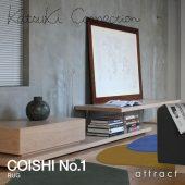 Katsuki Connection カツキ コネクション Rug ラグ COLLAGE コラージュコレクション COISHI コイシ No.1 ウールラグ 非ミュージングウール デザイン:香月 裕子