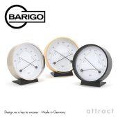 BARIGO バリゴ 温湿計 BG0915 BG0916 BG9151 Φ86mm カラー:3色 (壁掛け対応・卓上スタンド付属)