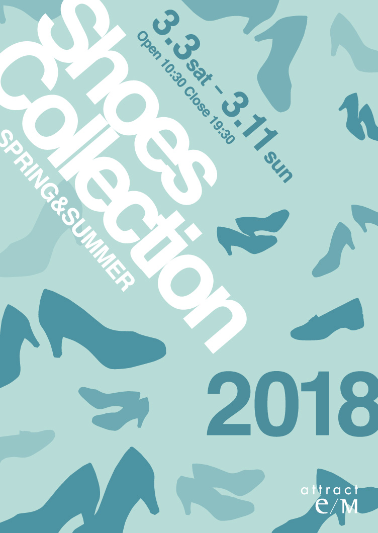 Shoes Collection 2018 SPRING&SUMMER